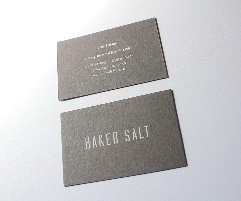 Baked salt business card nat foster baked salt business card reheart Image collections